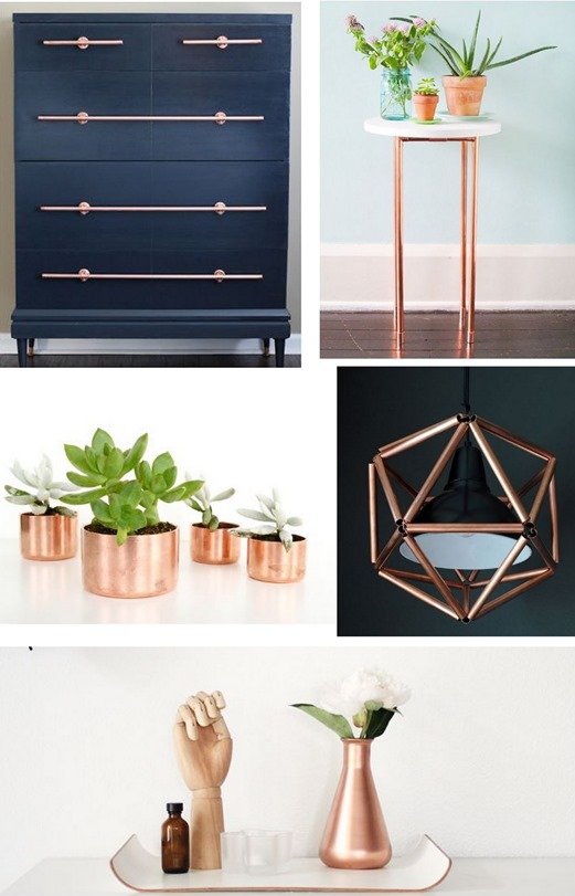 copper diy projects