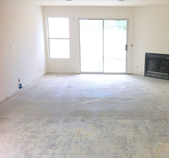 Tile Floor Jackhammer Tile Floor