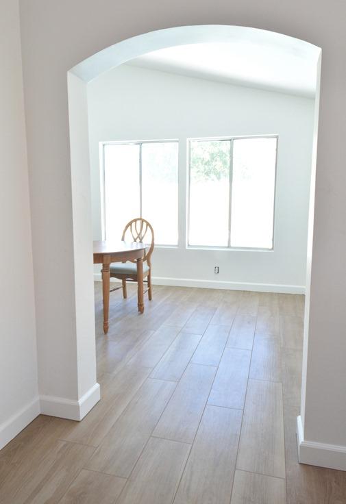 dining room sunroom floors