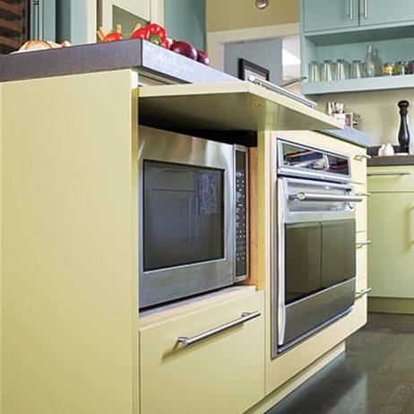 Kitchen Cabinet Concepts