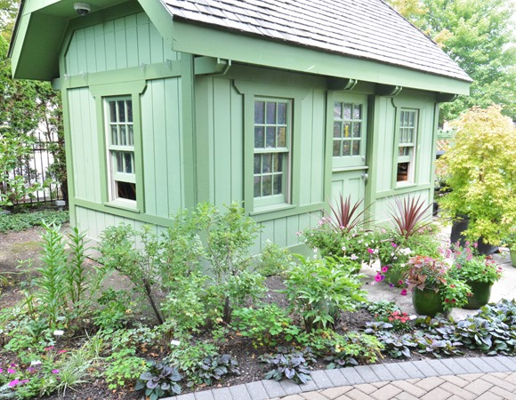 garden shed bhg