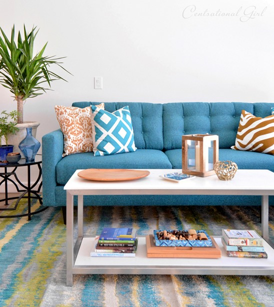 teal sectional sofa apt2b