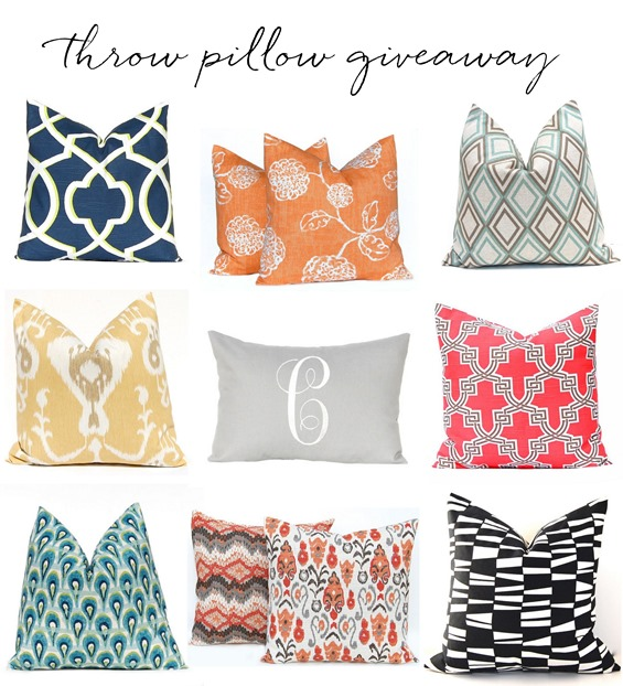 festive home decor giveaway - Home Decor Giveaway