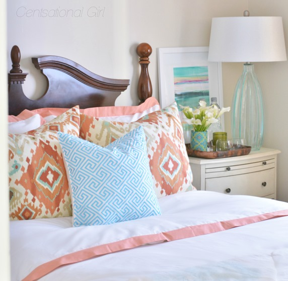 guest room pillows cg