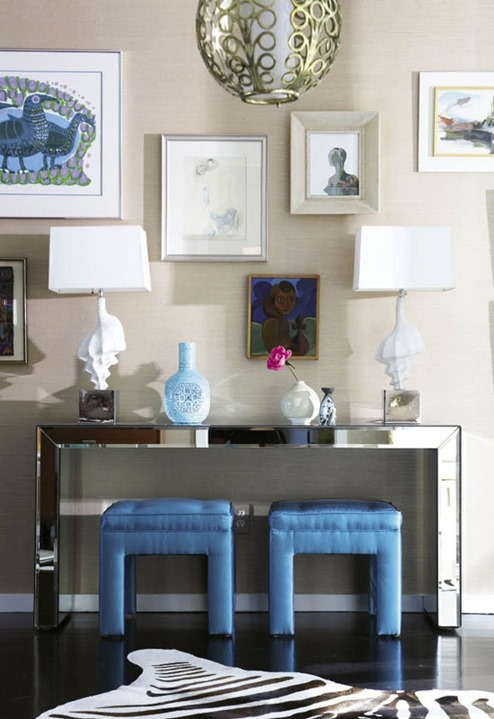 No Fail Objects For Styling A Console Table Centsational