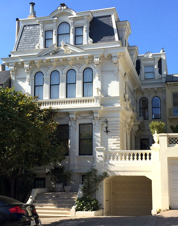 Pacific heights stroll interiors centsational style for San francisco modern homes
