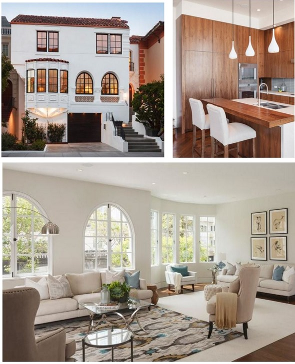 pacific heights home tour