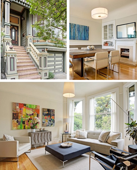 pacific heights victorian home