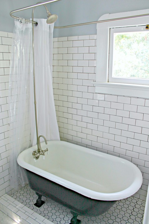 restored bathroom