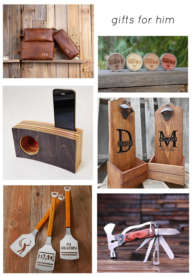 etsy gifts for him