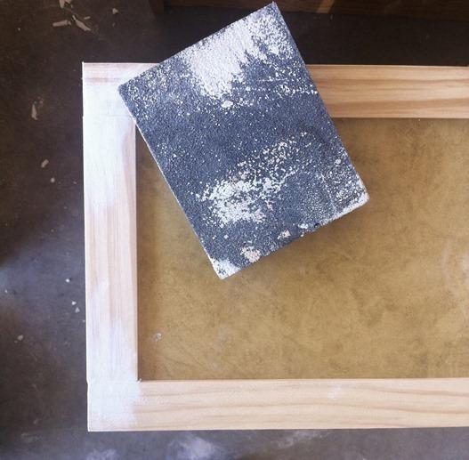 lattice on drawers