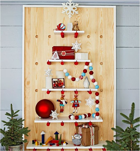 peg shelf rack