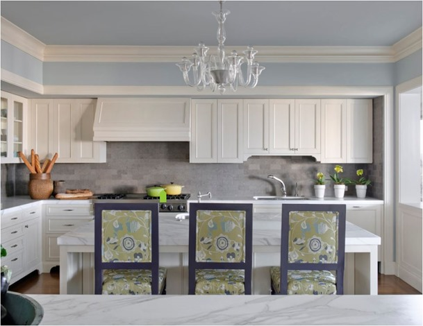How To Decorate Kitchen Soffits