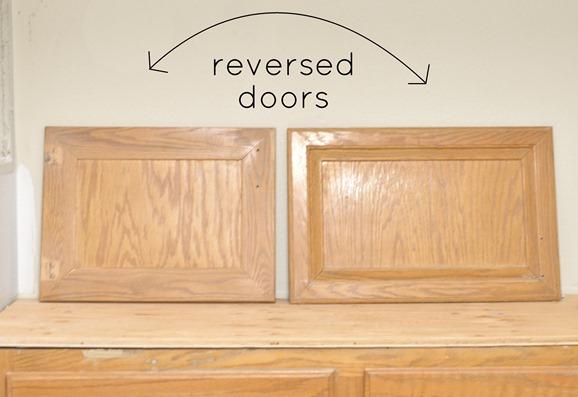 reverse doors