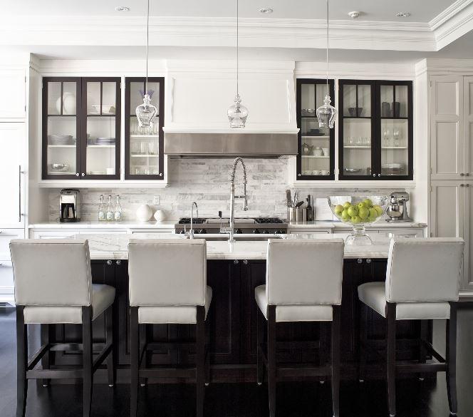 Black And White Kitchen: Kitchen Range Hood Options