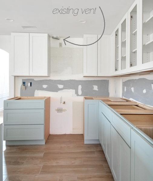 vent in kitchen