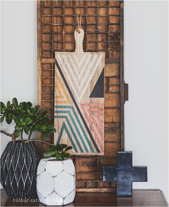 cutting board art
