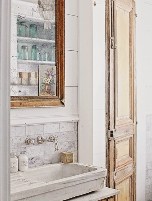 dreamy whites french inspired bathroom remodel