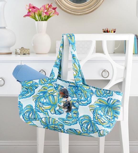 simple sew tote bag