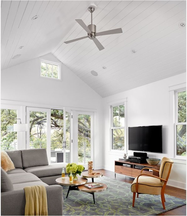 Stay Cool: Modern Ceiling Fans