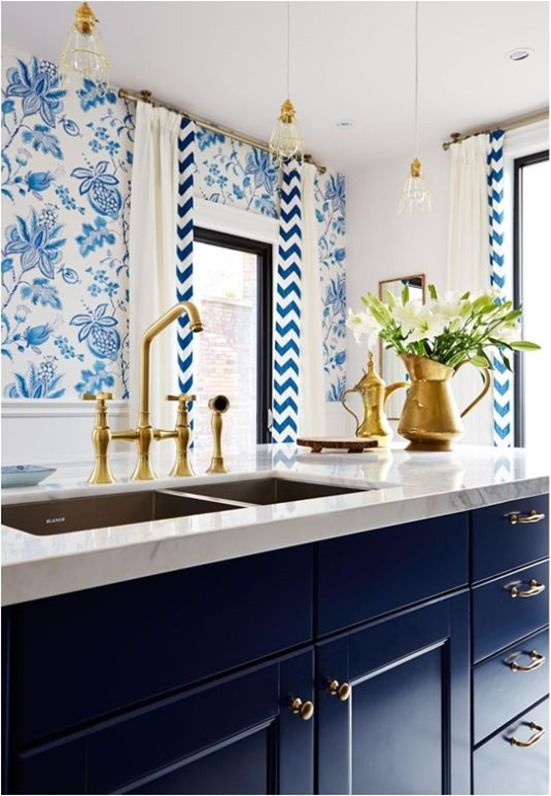 Blue Kitchen Cabinet Pulls – Quicua.com