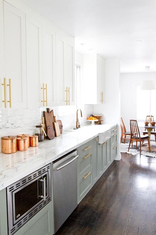 kitchen makeover smittenstudio