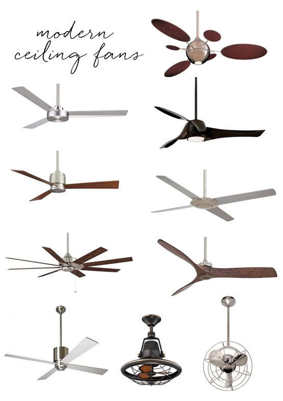 Stay Cool Modern Ceiling Fans