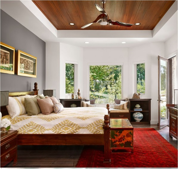 modern bedroom ceiling fans stay cool modern ceiling fans centsational style 16227