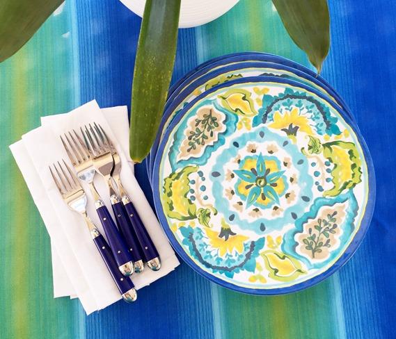 bhg melamine plates