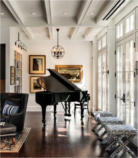 Grand Home Design Studio: Baby Grand Pianos