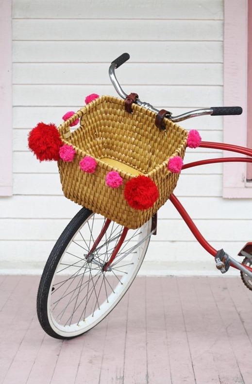 diy bike basket