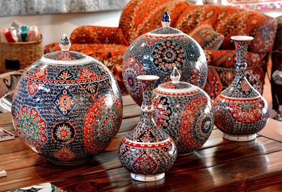 iznik ceramics