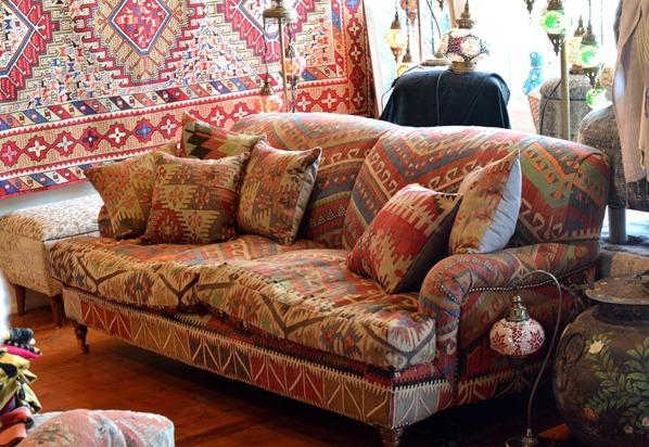 kilim sofa