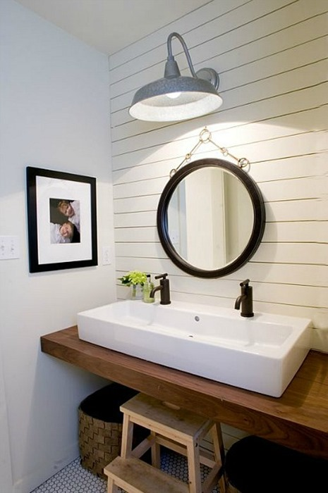 Wood Countertops In Bathrooms