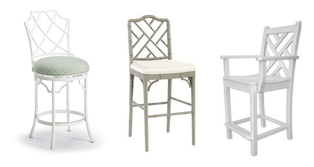 chippendale counter stools