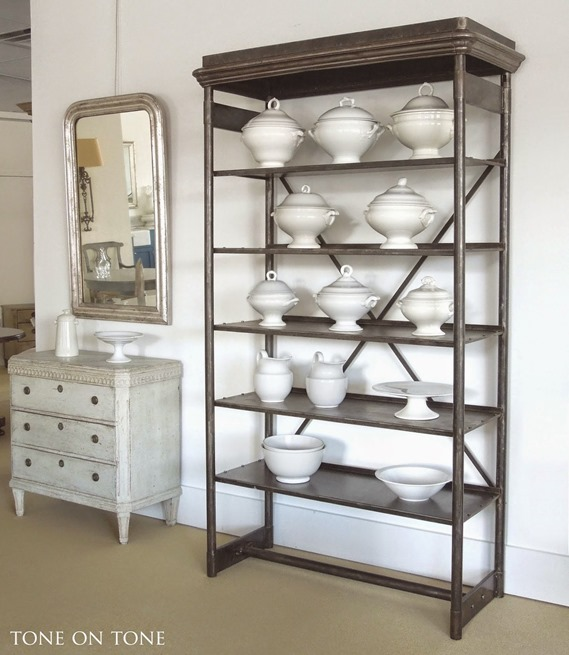 ironstone collection
