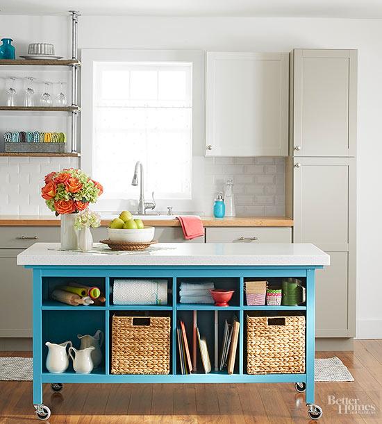 Diy Kitchen Island: Centsational Style