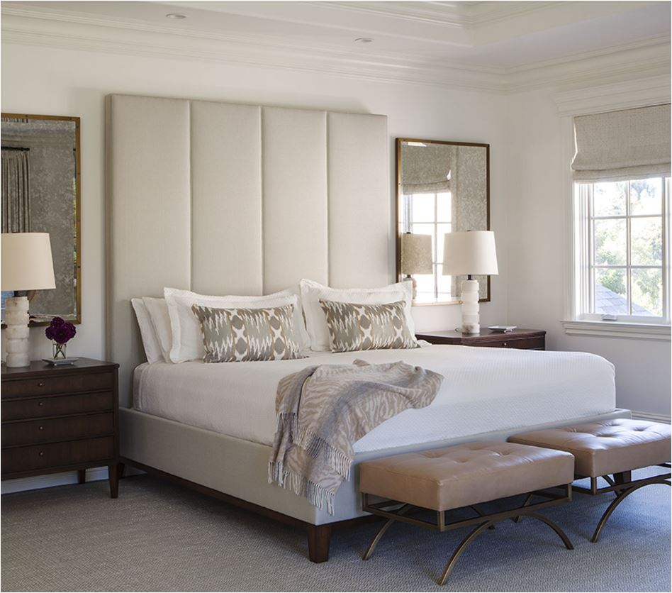 layered neutral bedding