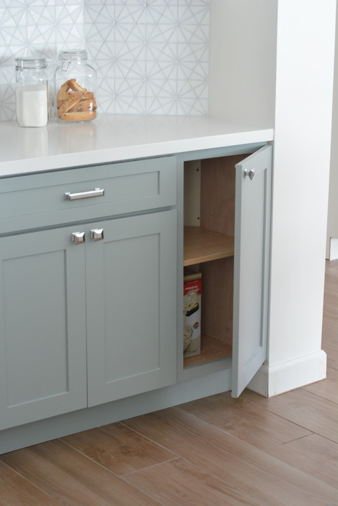 retrofit cabinets with new wall