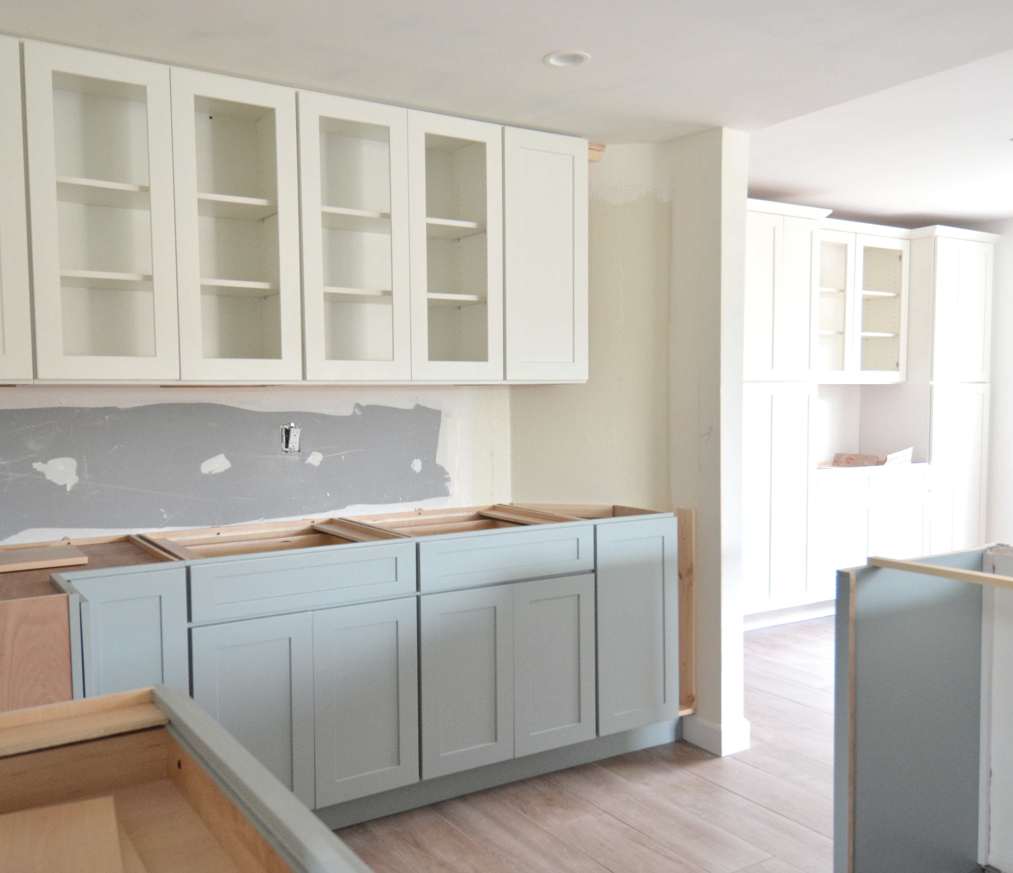 Lower Kitchen Cabinets: Kitchen Remodel: 10 Lessons