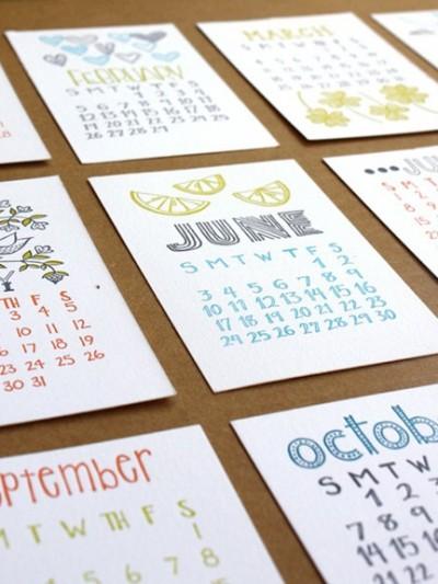 1 canoe 2 calendar 2012