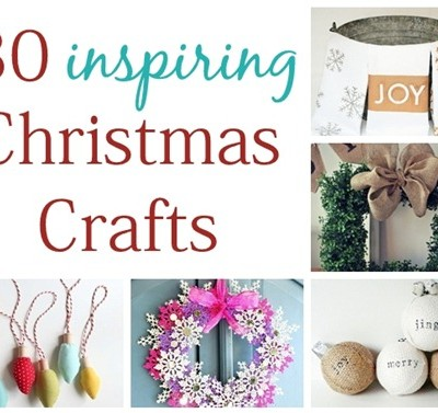 30 inspiring christmas crafts cg