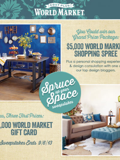 SpruceUpYourSpace