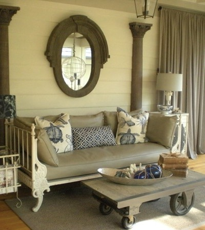 all  about vignettes outdoor sofa