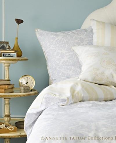annette tatum blue gold bed