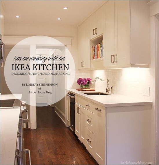 A Gorgeous Kitchen That Looks Like It Came Out Of An Ikea: Centsational Style