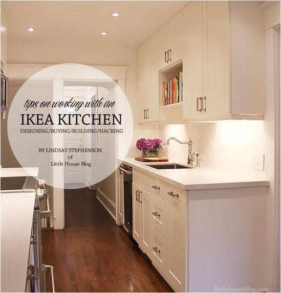 Ikea Kitchen Galley: Centsational Style