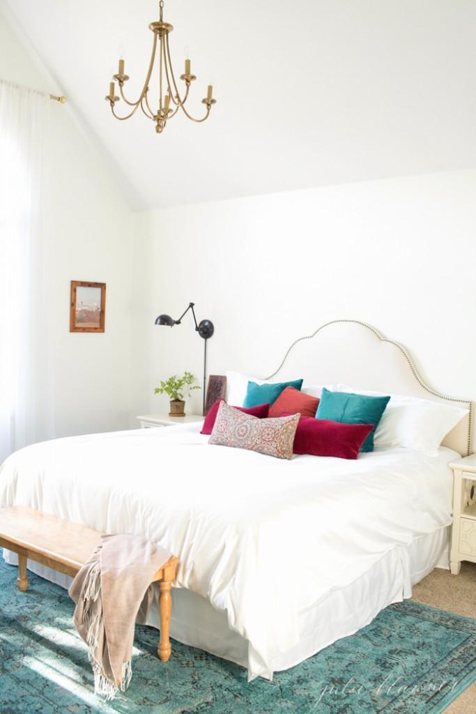 bedroom makeover julie blanner