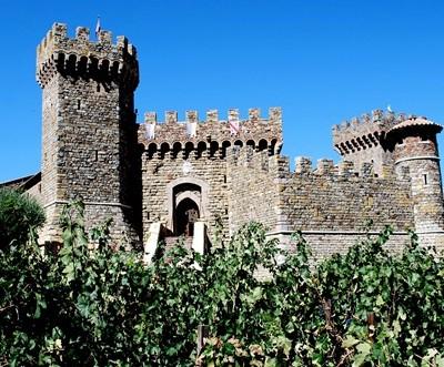 castle from afar