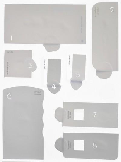 cement gray paint colors